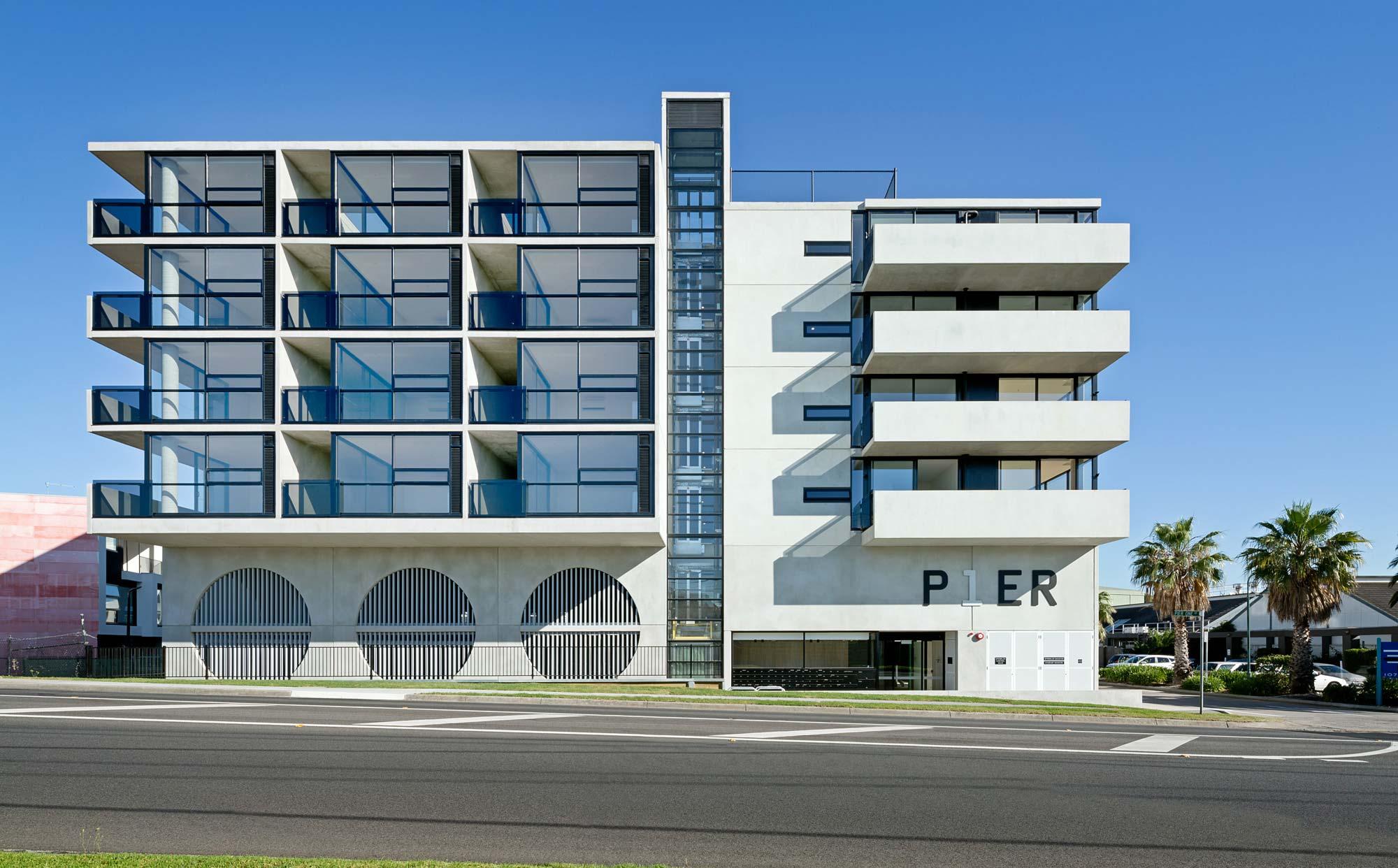 Optitherm Pier1 apartments