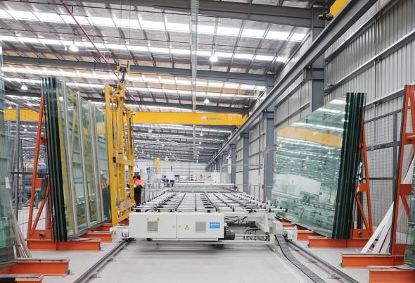 Glassworks palnt capabilities